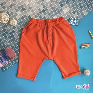 Quần short bé trai 2-5 tuổi xuất khẩu DBSO17-02 100% cotton thấm hút tốt, mềm mại, phong cách, năng động, sành điệu