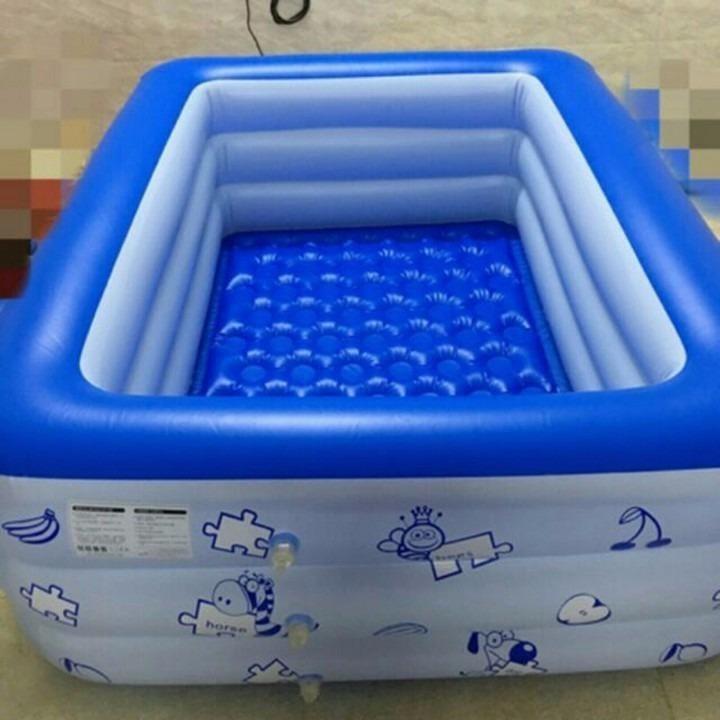 bể bơi 3 tầng 2m1 kèm bơm điện, tặng 5 quả bóng , cá bơi chạy cót, đèn lấy ráy tai - 3131721 , 1123897300 , 322_1123897300 , 499000 , be-boi-3-tang-2m1-kem-bom-dien-tang-5-qua-bong-ca-boi-chay-cot-den-lay-ray-tai-322_1123897300 , shopee.vn , bể bơi 3 tầng 2m1 kèm bơm điện, tặng 5 quả bóng , cá bơi chạy cót, đèn lấy ráy tai