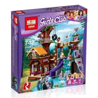 Lego friends 01047 – trại hè trên cây