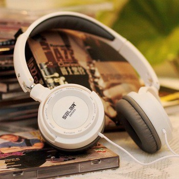 [MEGA SALE] Tai Nghe Chụp Tai Headphone Salar Em 520 ⭐ Âm thanh cực hay