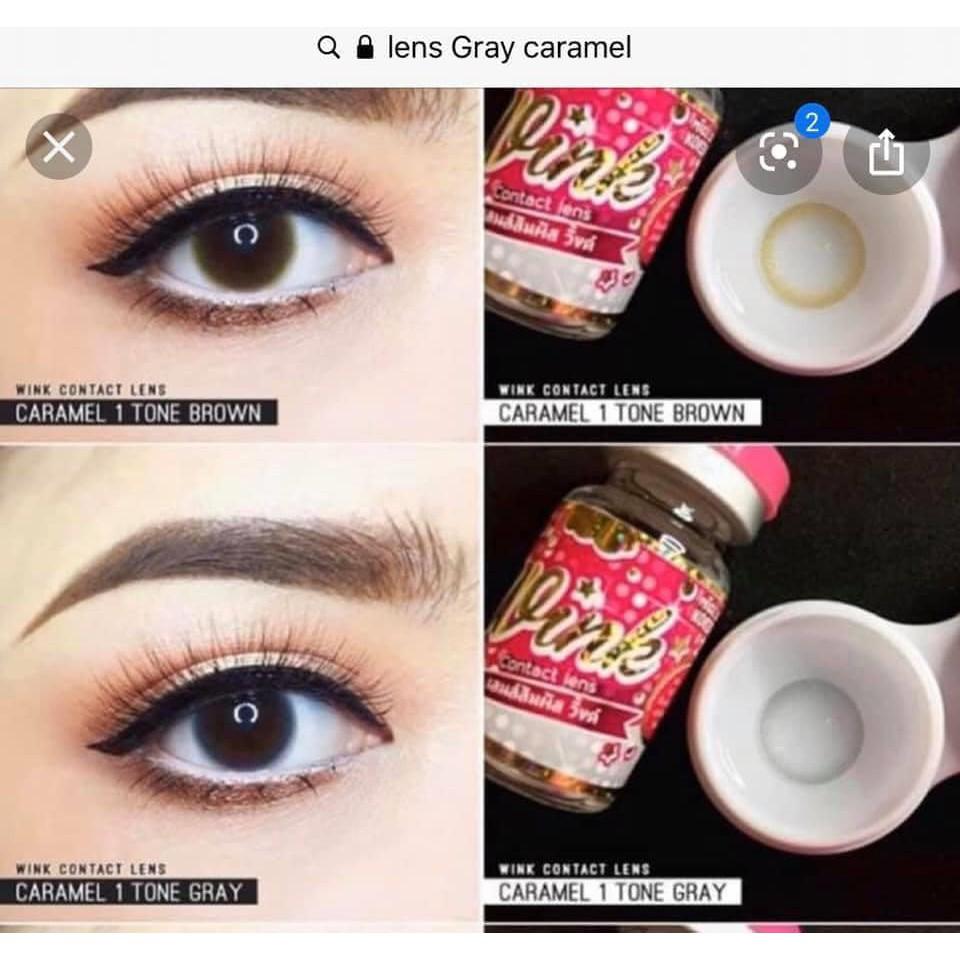 [Giá Hủy Diệt] Lens Hàn Quốc màu tự nhiên các loại