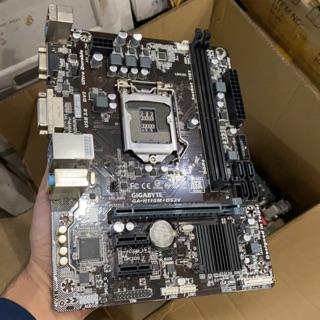 Main Giga, Asus, Msi h110 đã flash bios chạy được chip i3 8100, i3 9100f