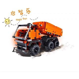 mô hình xe tải đồ chơi cho bé từ 7-8 – 12 tuổi