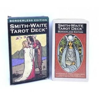 Bộ bài Smith Waite Borderless Edition Tarot (Bản không viền)