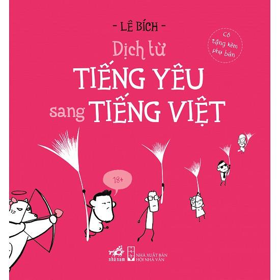 Sách - Dịch Từ Tiếng Yêu Sang Tiếng Việt - 2690312 , 750047993 , 322_750047993 , 67000 , Sach-Dich-Tu-Tieng-Yeu-Sang-Tieng-Viet-322_750047993 , shopee.vn , Sách - Dịch Từ Tiếng Yêu Sang Tiếng Việt
