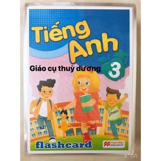 Flashcard Tiếng Anh Lớp 3