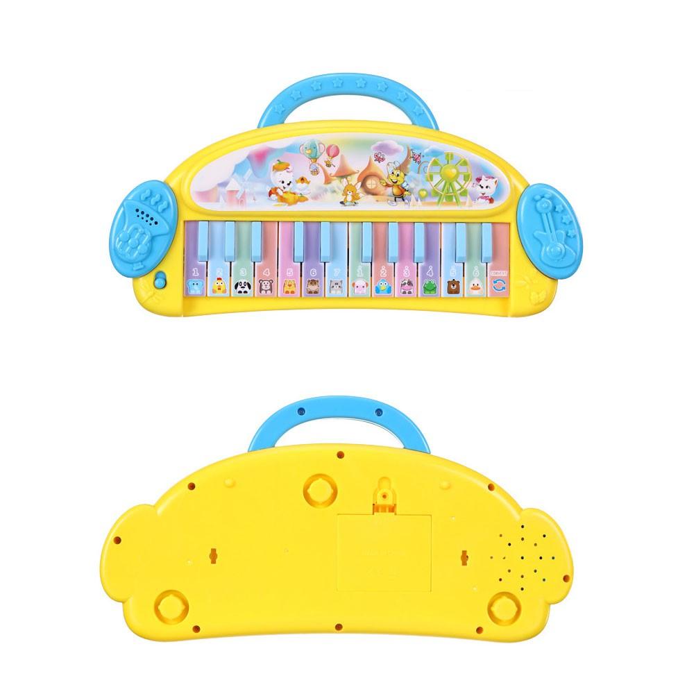 [Chọn màu] Đàn piano cho bé đồ chơi nhạc cụ âm nhạc mini - H620