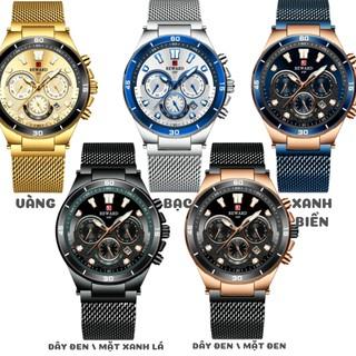 Đồng Hồ Nam Reward KT82003 Gold Chính Hãng 2020 NEW Bảo Hành 12 Tháng Top Brand Luxury II Made in HongKong