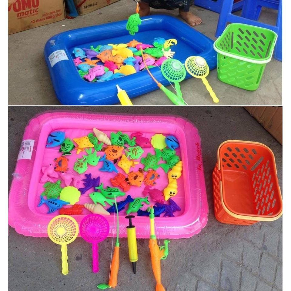 [HOT DEAL] Bộ bể câu cá nam châm cho bé | Hàng Bán Chạy