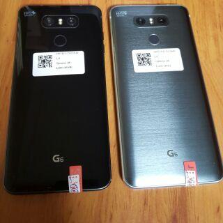Điện thoại : LG G6 64GB, Ram 4GB, Nguyên hộp, bản Hàn Mới đẹp. Tặng Ốp và kính cường lực