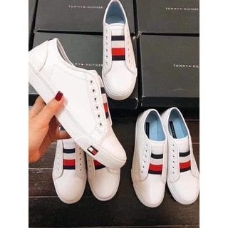 [Auth,full hộp]Giày thể thao TOMMY HILFIGER SLIP ON ANNI mua tại Mỹ thumbnail