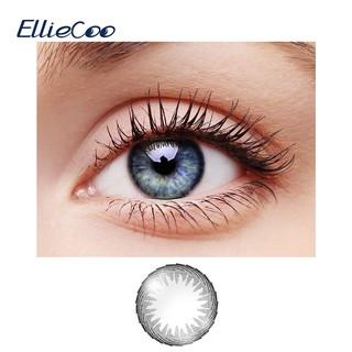 Cặp kính áp tròng EllieCoo màu xám long lanh series Sky thumbnail