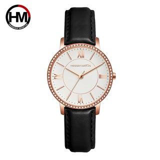 Đồng hồ nữ Hannah Martin chính hãng - Model HM-1072 - dây thép không gỉ - bảo hành 1 thumbnail