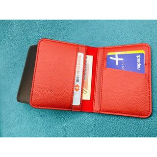 VMN02-Bóp Ví Mini để thẻ, card visit, phong cách thời trang công sở , Nhiều màu, Bảo Hành 1 đổi 1