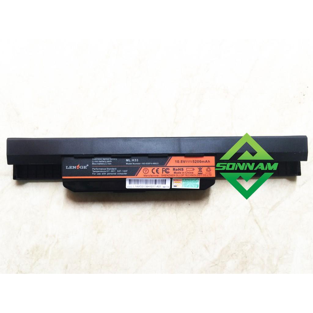 PIN LAPTOP ASUS CHÍNH HÃNG K43 K43S K53 K53E K53F K53J K53S X43 A43 A53 X44H THƯƠNG HIỆU ĐỘC QUYỀN - 2897311 , 790065450 , 322_790065450 , 319000 , PIN-LAPTOP-ASUS-CHINH-HANG-K43-K43S-K53-K53E-K53F-K53J-K53S-X43-A43-A53-X44H-THUONG-HIEU-DOC-QUYEN-322_790065450 , shopee.vn , PIN LAPTOP ASUS CHÍNH HÃNG K43 K43S K53 K53E K53F K53J K53S X43 A43 A53 X44H THƯƠ