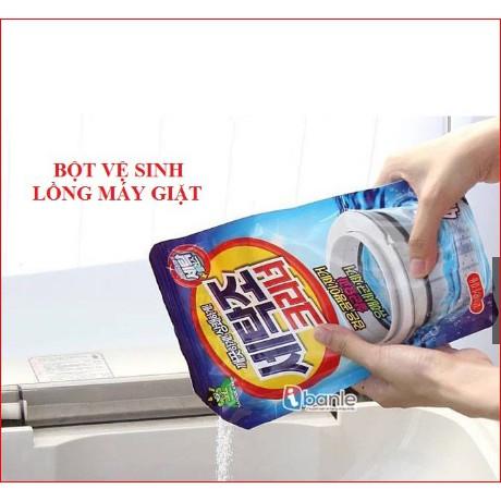 [Nhập HC1712 giảm 10%]Bột vệ sinh máy giặt, Vệ sinh lồng giặt, bột tẩy rửa máy giặt Hàn quốc - 15306791 , 1415246932 , 322_1415246932 , 35000 , Nhap-HC1712-giam-10Phan-TramBot-ve-sinh-may-giat-Ve-sinh-long-giat-bot-tay-rua-may-giat-Han-quoc-322_1415246932 , shopee.vn , [Nhập HC1712 giảm 10%]Bột vệ sinh máy giặt, Vệ sinh lồng giặt, bột tẩy rửa