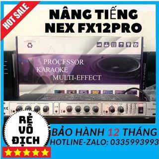 Nâng tiếng Nex Fx 12pro, máy nâng tiếng fx12pro, (tặng 2 dây canon kết nối) thumbnail