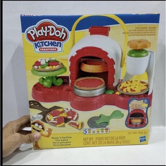 Đồ chơi đất nặn Play Doh chính hãng lò nướng bánh pizza