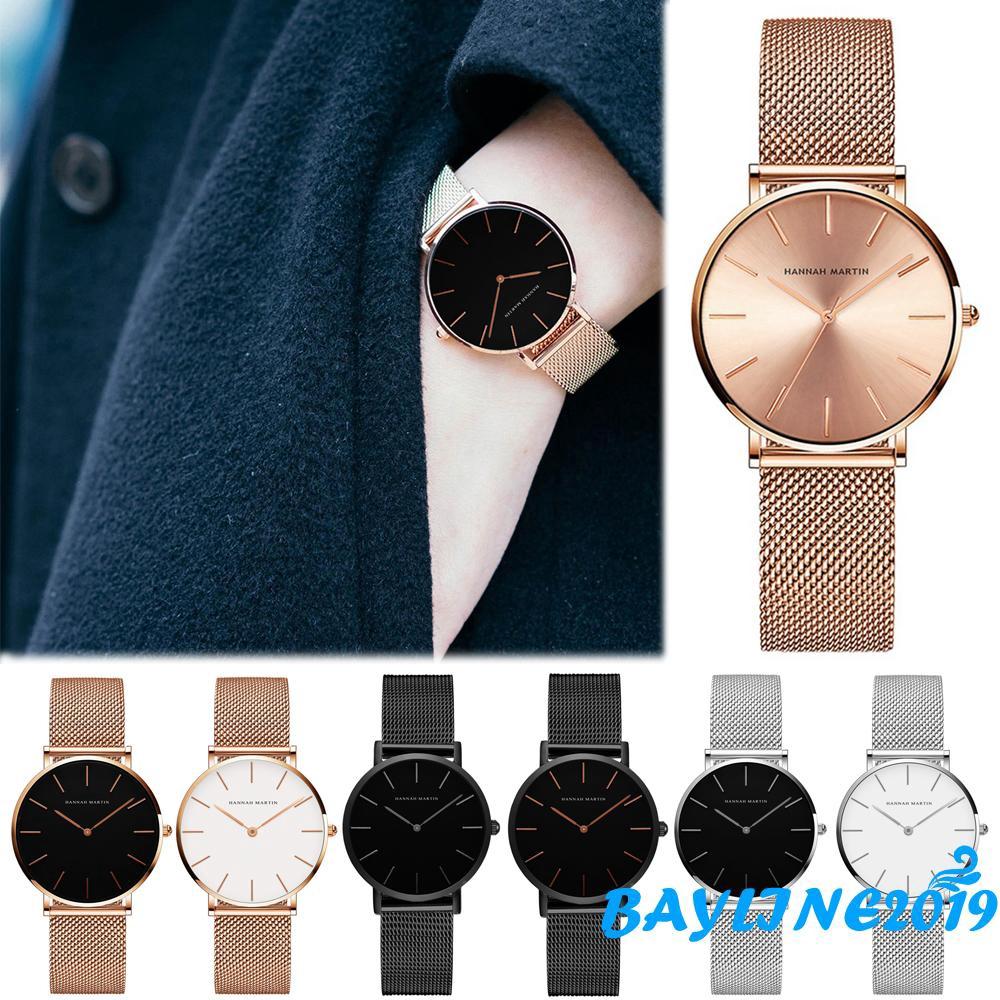 Đồng hồ đeo tay kiểu dáng thời trang phong cách cho nữ