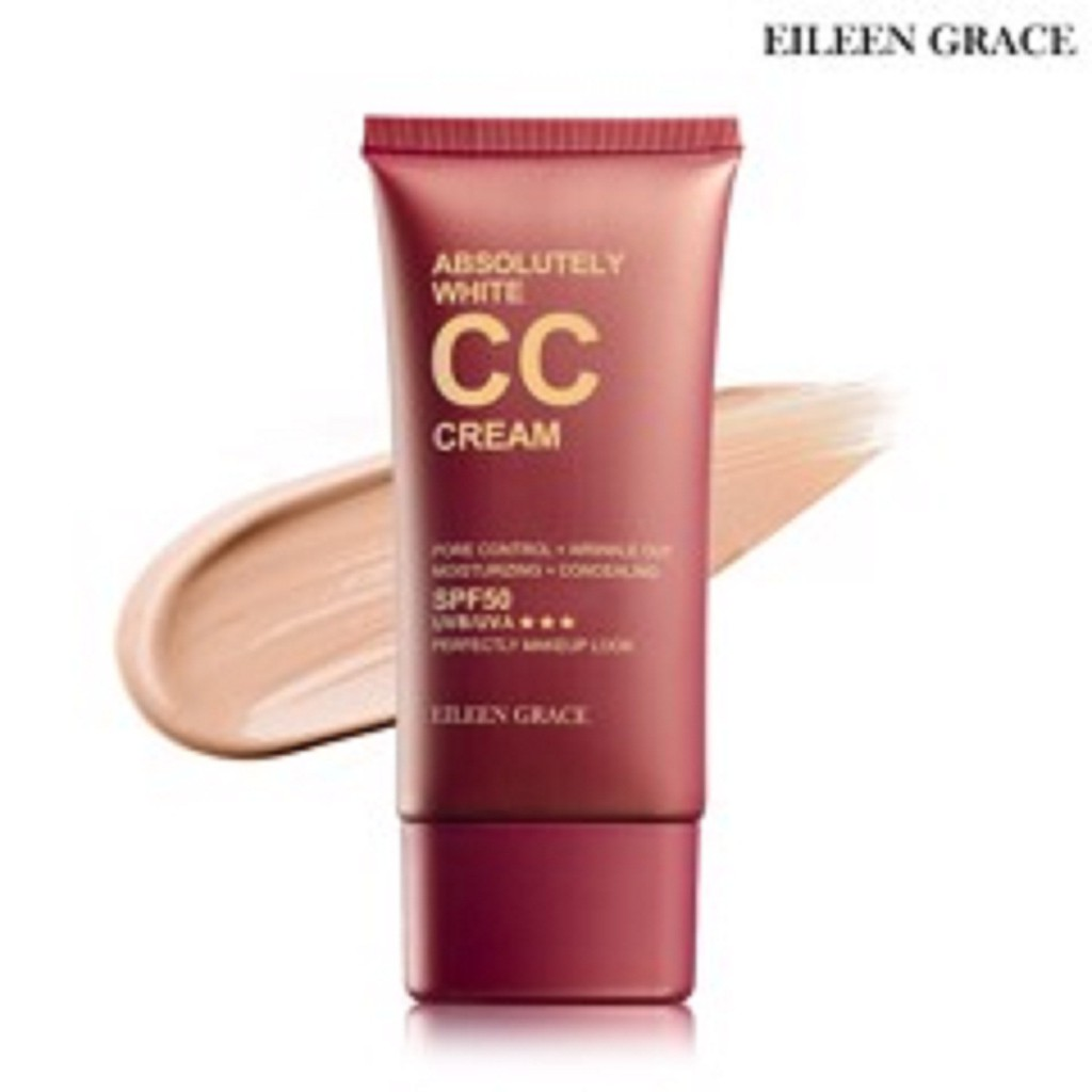 CC CREAM EILEEN GRACE (50ML)