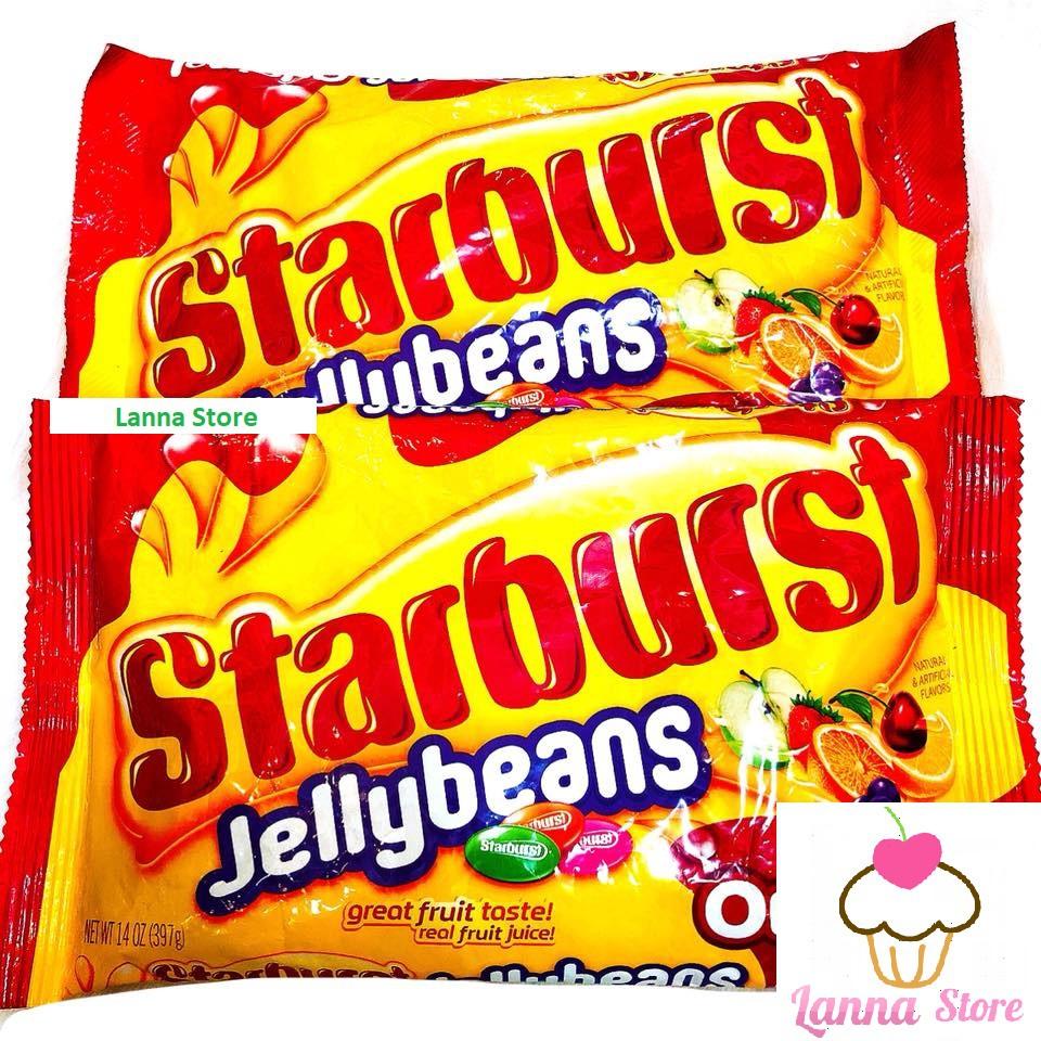 Kẹo bean Starburst - hàng xách tay Mỹ ??.