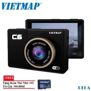 Camera Hành Trình Ô tô VietMap C6 (WiFi)