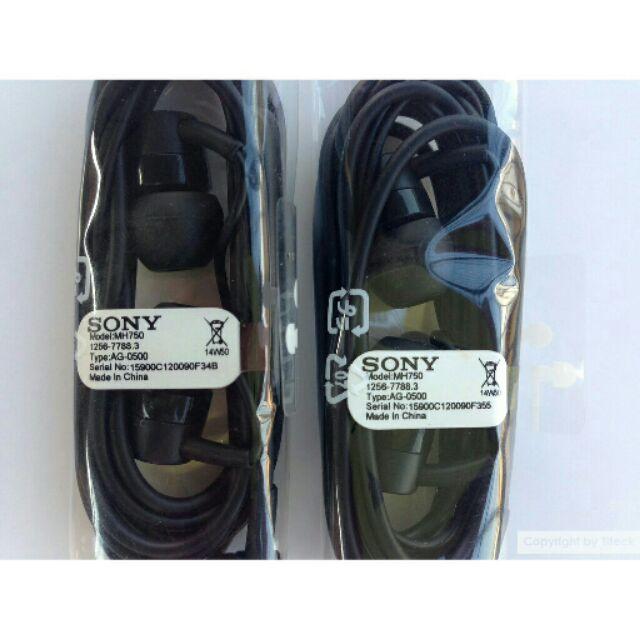 Tai nghe Sony MH750 xịn - Bảo hành 6 tháng