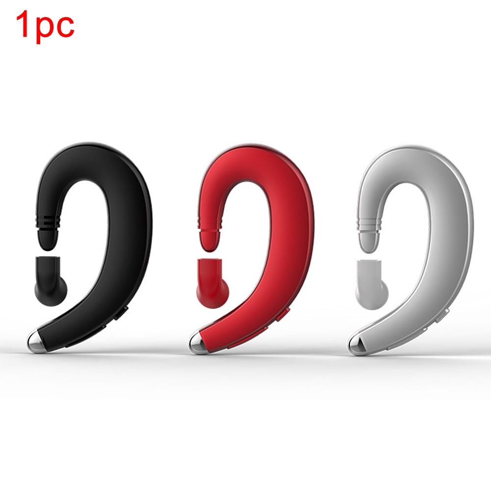 F700 Mono Simulation Bone Conduction Ergonomic Hands Free Stereo Wireless Portable Bluetooth Headphone