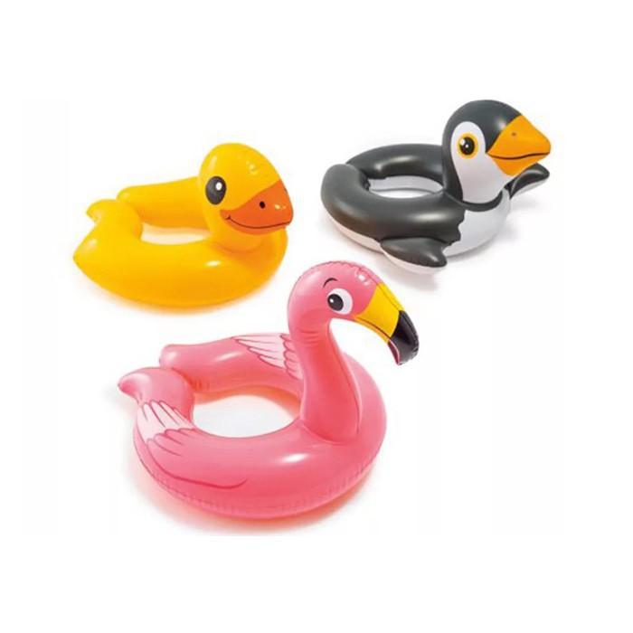 Phao bơi hình thú nhiều mẫu siêu đáng yêu – dụng cụ tập bơi an toàn cho bé
