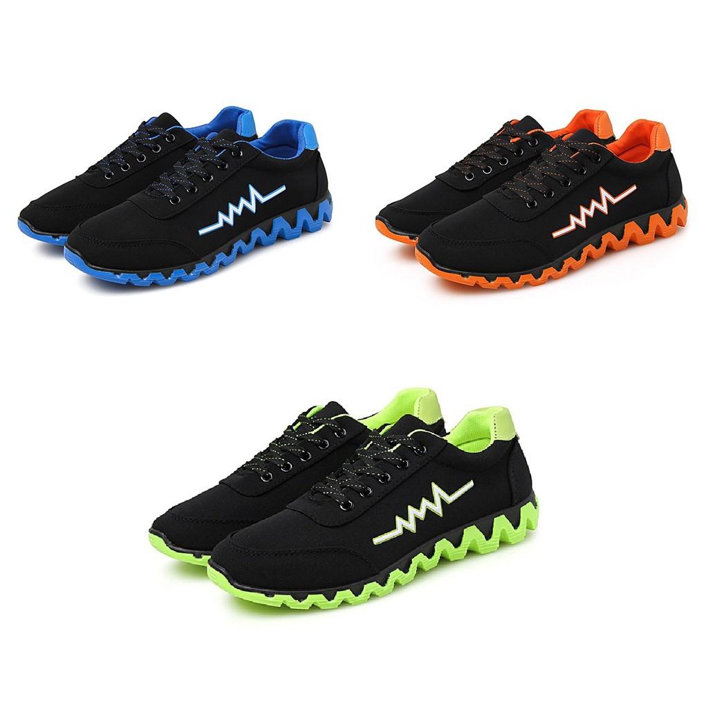 Giày Sneaker Thể Thao Cao Cấp - G009