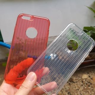 Ốp lưng iPhone Focus Case nhựa dẻo trong suốt