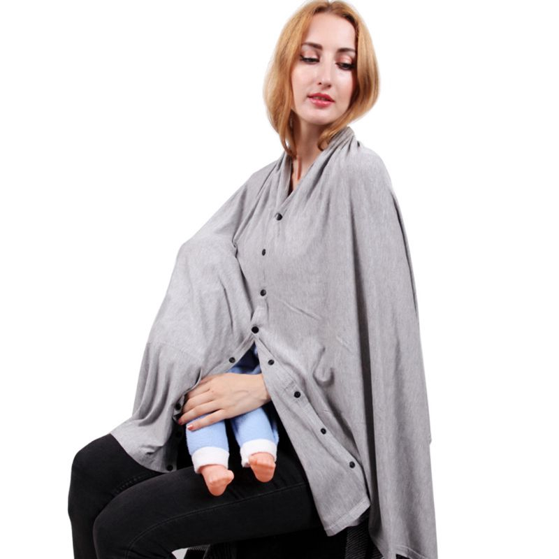 perfect* Baby Breastfeeding Cover Soft Pregnancy Breast Nursing Covers Stroller Blanket