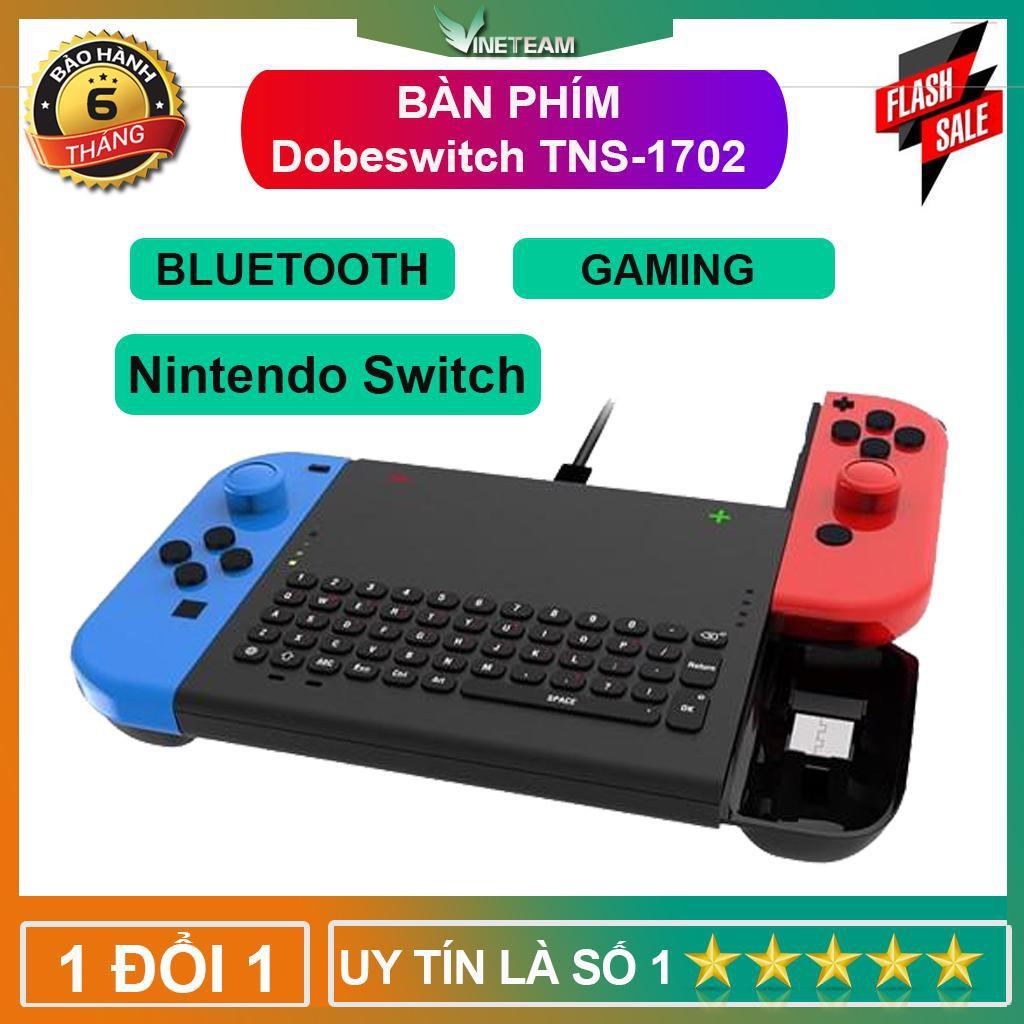 Bàn phím chơi game không dây bluetooth Dobeswitch TNS-1702 -DC2953