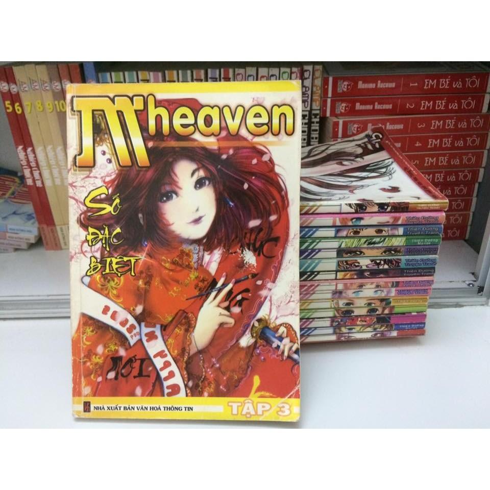M heaven Thế giới truyện tranh