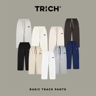 Basic Trạck Pants ( Quần ống xuông rộng)