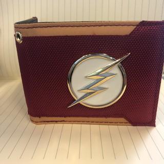 Ví Tiền In Hình Nhân Vật The Flash Độc Đáo