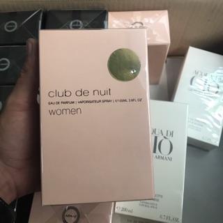 Nước hoa nữ Armaf Club De Nuit Women EDP 105ml Fullbox thumbnail