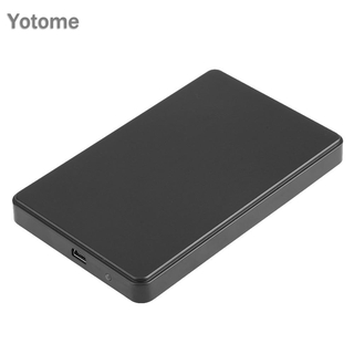 YO Portable USB2.0 Port to IDE PATA 2.5inch HDD Notebook HDD Enclosure Box