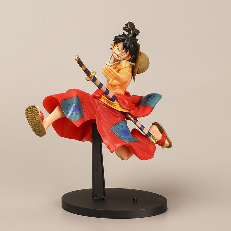 Mô hình nhân vật luffy Wano Quốc – One Piece