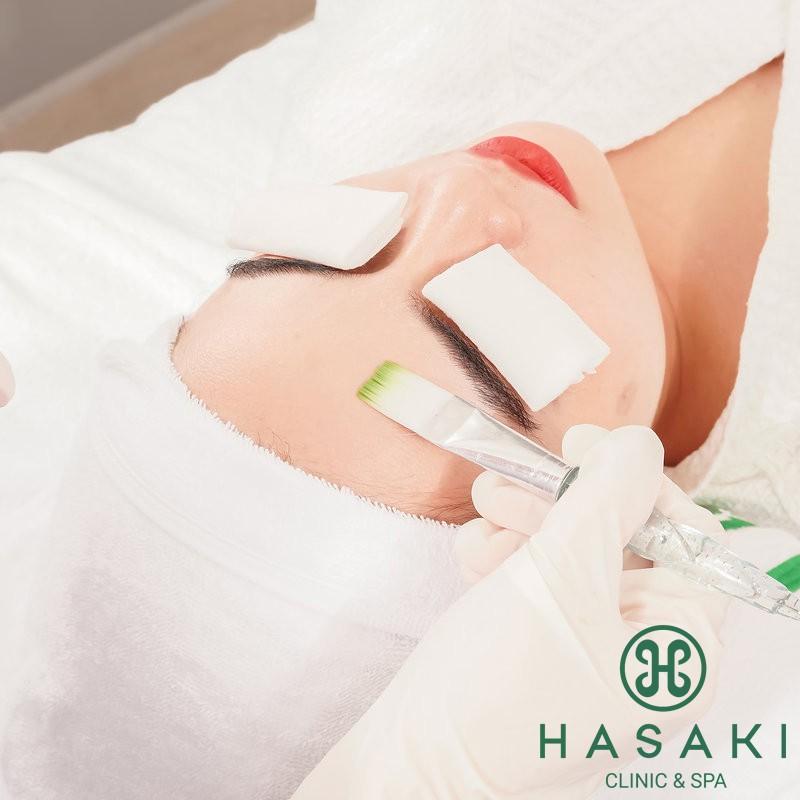 HCM [Voucher] - Điều Trị Mụn, Nám Bằng Công Nghệ Peel Da Hóa Học Tại Hasaki Clinic & Spa