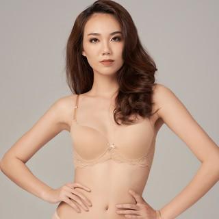 Áo ngực Misaki mút mỏng có lớp đệm độc đáo 0108 thumbnail