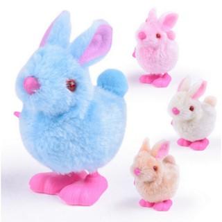 Đồ chơi thỏ con vặn cót nhún nhảy đáng yêu cho bé cực vui nhộn