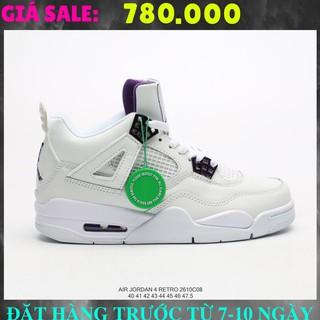 FULLBOX ORDER SALE A50% ẢNH THẬT GIÀY NAM NỮ Air Jordan 4 Retro thumbnail