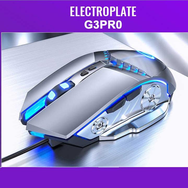 Chuột game cao cấp G3PRO led đa màu - DPI lên đến 4000