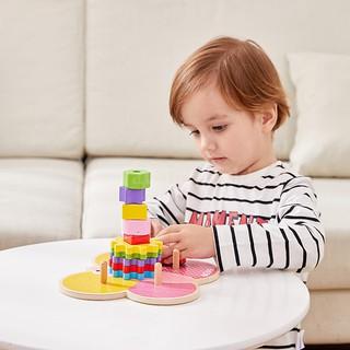 AIDO♦Xiaomi BEVA Kids Building Blocks DIY Educational Toy Gear Blocks Early Educational Toys For Sma