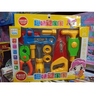 Đồ chơi trẻ em Bé làm kỹ sư