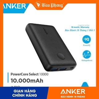 Pin dự phòng ANKER 10000mAh Powercore select A1223 thumbnail