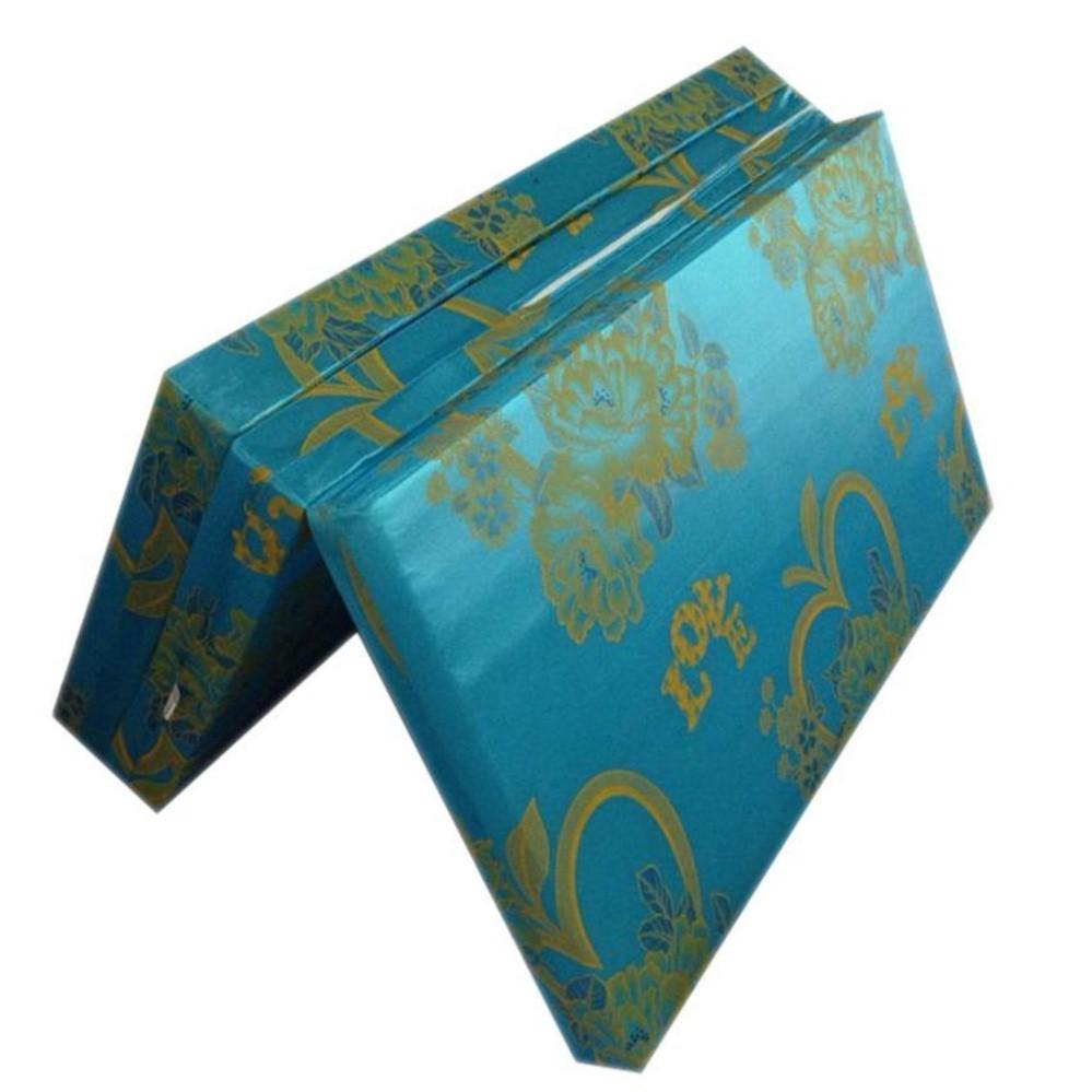 Nệm Bông ép Vạn Thành Gấp 3 Dầy 5cm Shopee Việt Nam