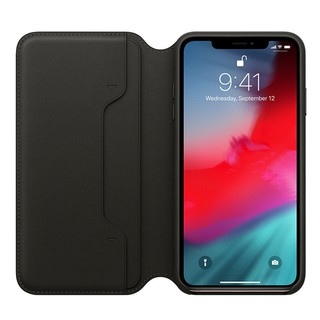 BAO DA IPHONE X – XS – XS MAX FOLIO LEATHER APPLE XÁCH TAY