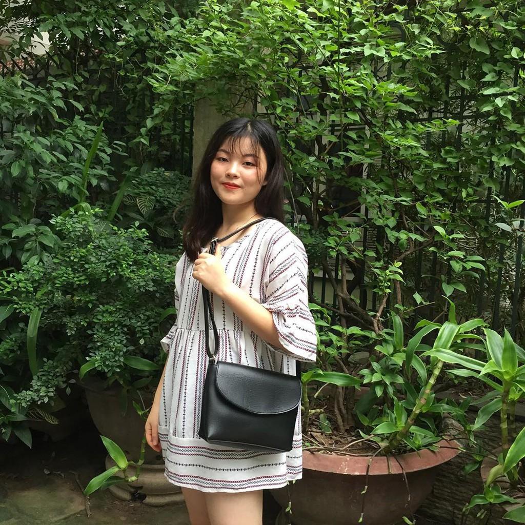 [Hot Trend ] Túi Đeo Chéo Da CUL BAGS - Túi Đeo Chéo Nữ CUL BAGS